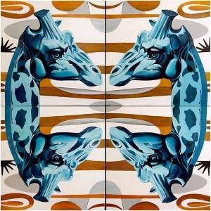 Martin Davies, 4 Giraffes