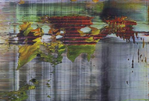Gerhard Richter: Detail, 858-4