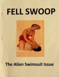 FELL SWOOP ALIEN SWIMSUIT