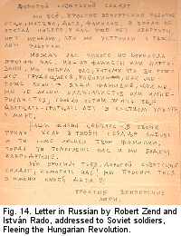 LETTER TO SOVIETS
