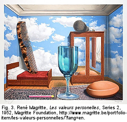 MAGRITTE PERSONAL VALUES