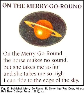 MERRY GO ROUND POEM